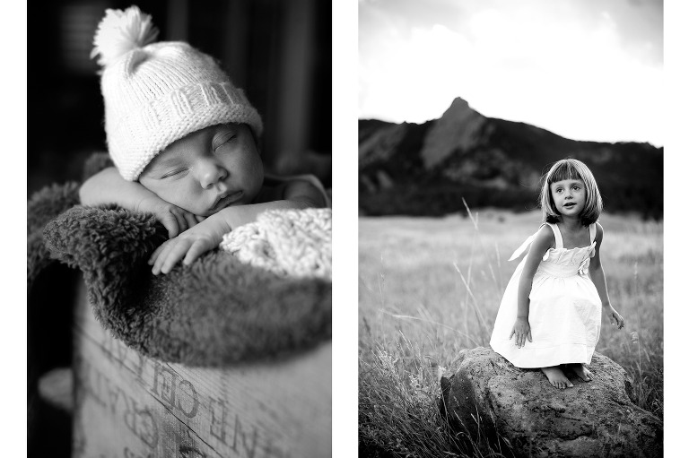 Natural family portraits by True North Photography Kira Vos (Horvath).
